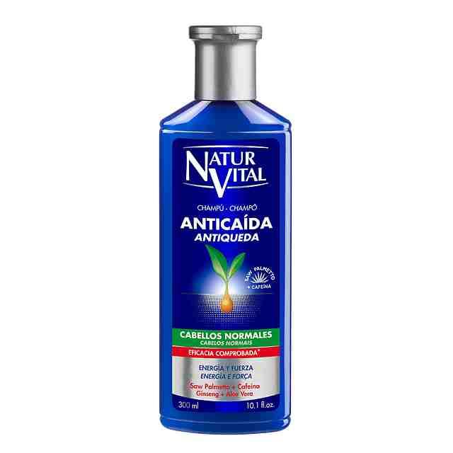Natural Vital Champú Anticaída - Donde comprar On line 2