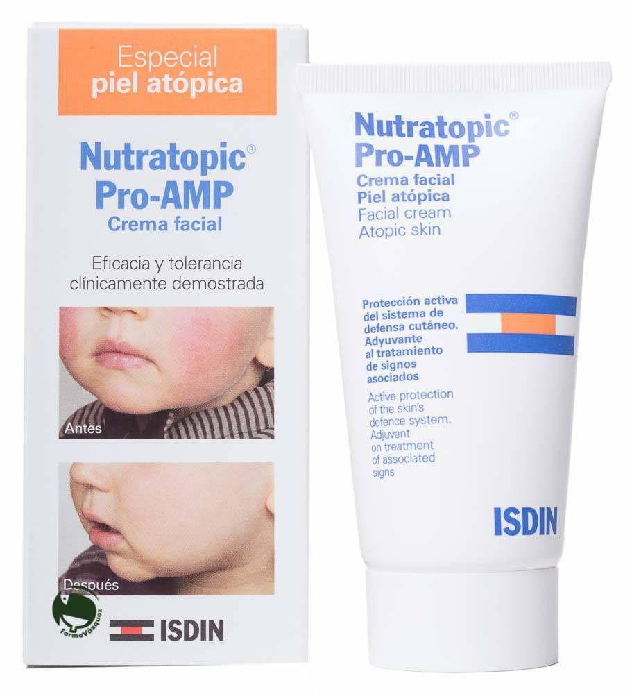 Nutratopic crema facial pro - Opiniones en Linea 2