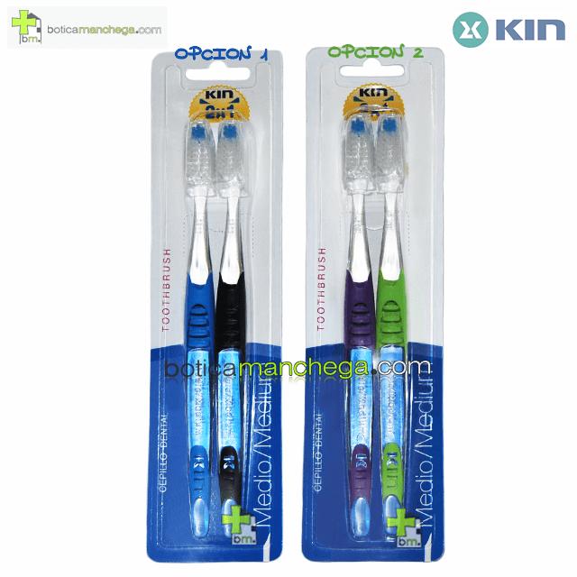 Pack Cepillo Dental Antiplaca - Mejor selección Online 2