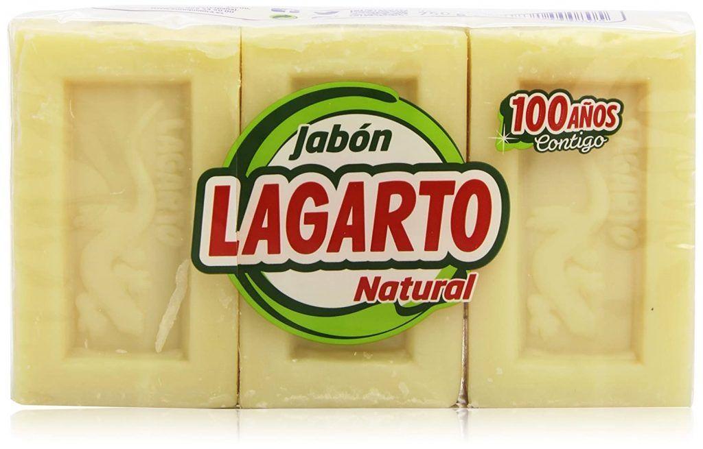 Pack Jabón Lagarto - Top 5 On line 2