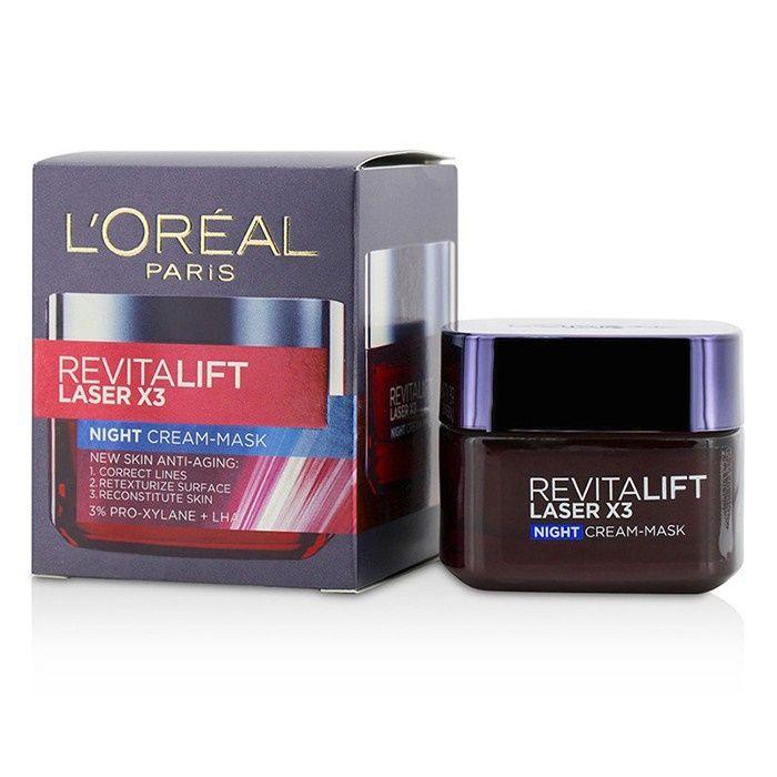Pack Loreal Skin Expert Revitalif Laser - Comprar Online 2