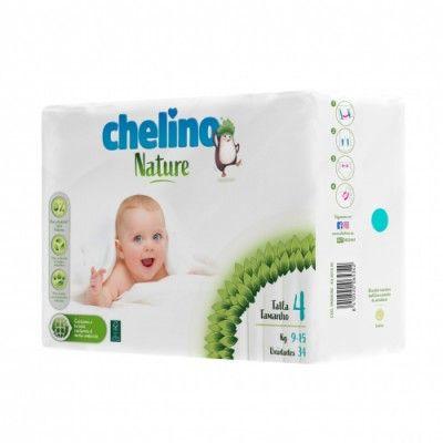 Pañal Chelino Nature Talla 4 - Comprar en Linea 2