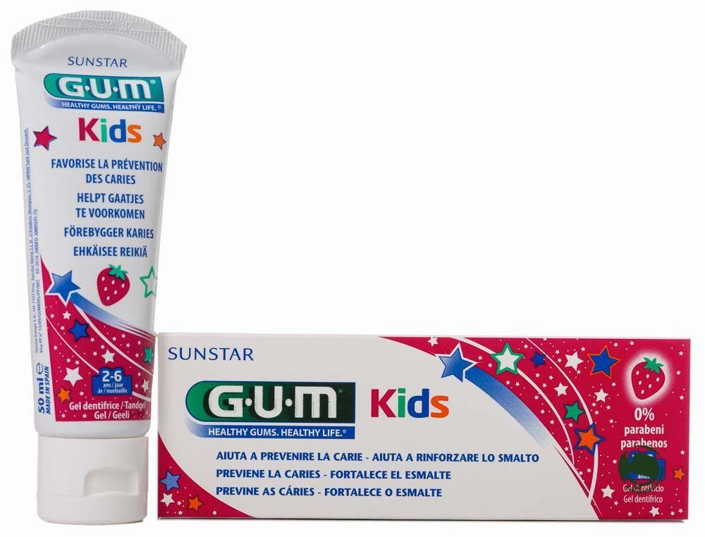 Pasta dental kids fresa - Comprar en Linea 2