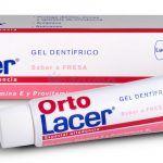 Pasta dental ortolacer fresa - La Mejor selección en Linea