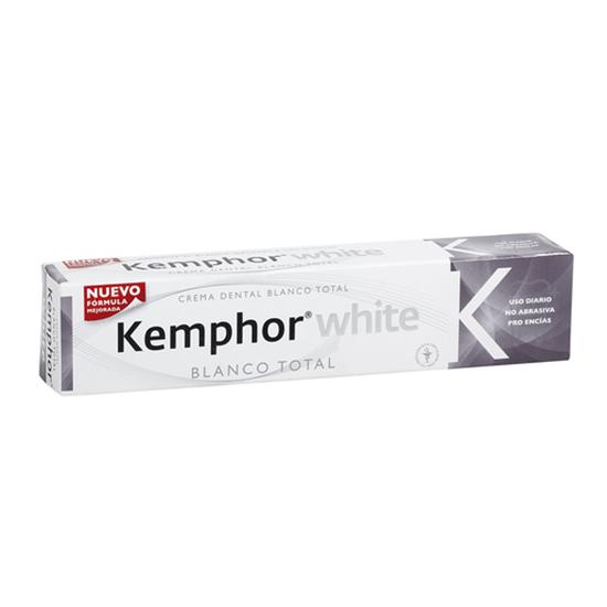 Pasta Kemphor White Total Blanco - Comprar en Linea 2
