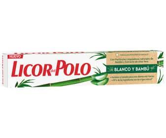 Pasta Licor Del Polo Tubo Blanco Y Bambú - Mejor selección en Linea 2