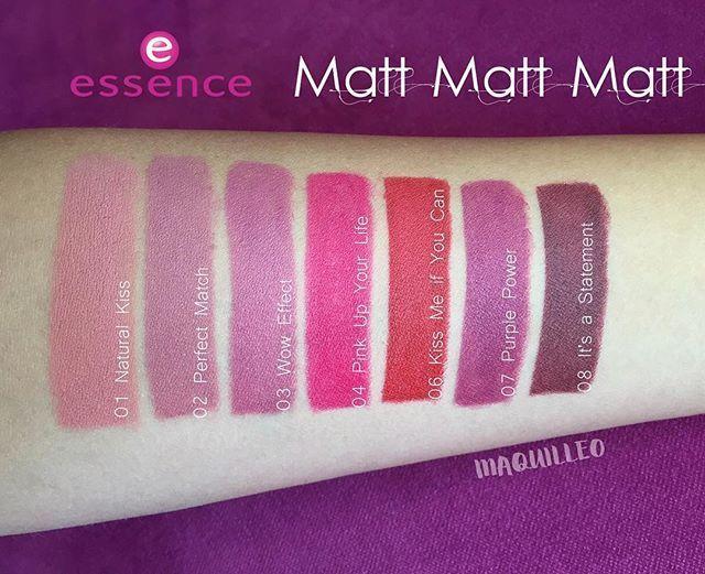 Perfect Mat Lipstick Barra Mate - Top 5 en Linea 2