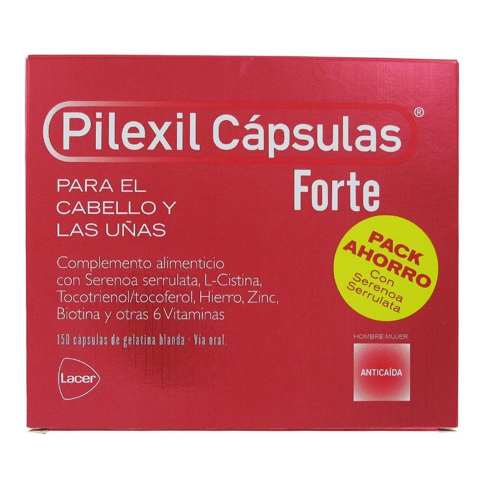 Pilexil Forte Cápsulas Anticaida - Comprar On line 2
