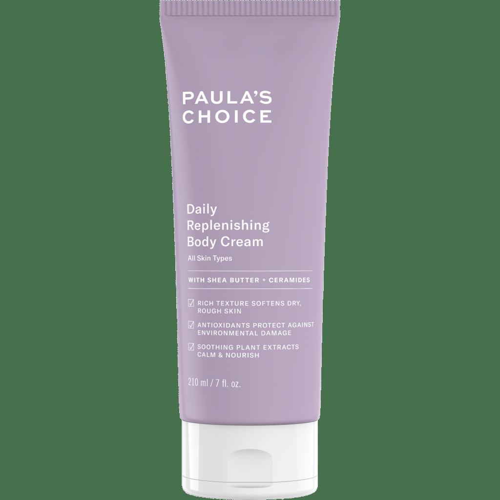 Replenishing body cream - Opiniones en Linea 2