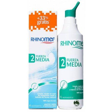 Rhinomer limpieza nasal fuerza 2 - Comprar en Linea 2