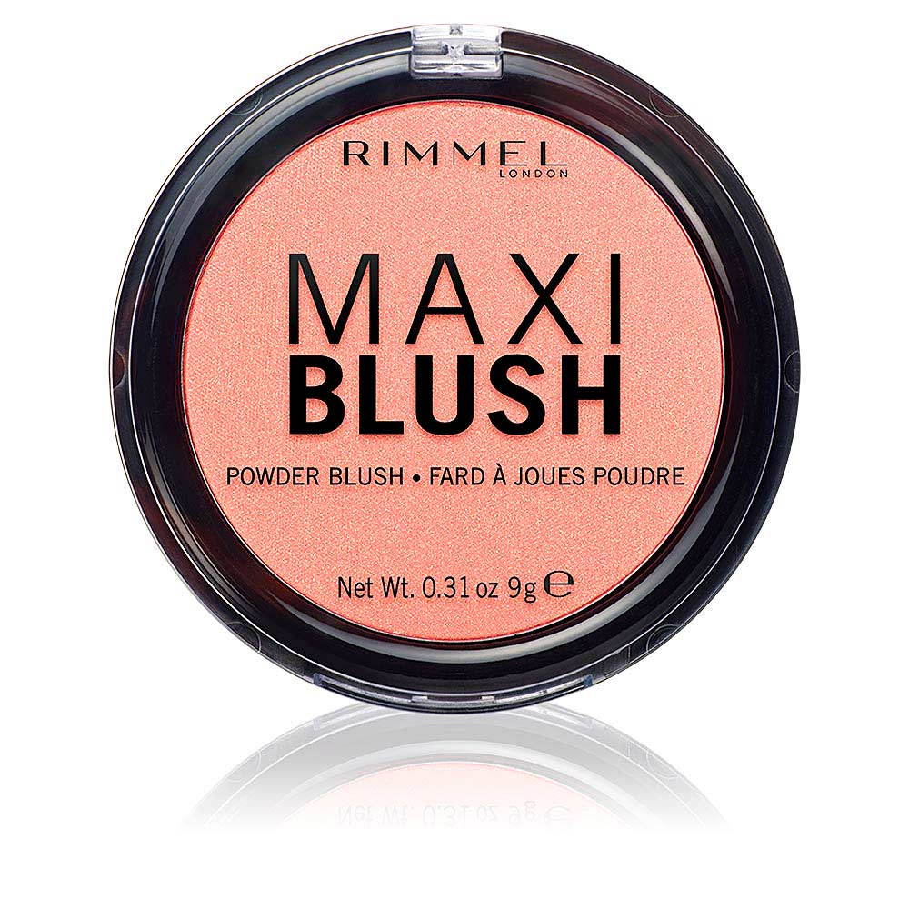 Rimmel Maxi Blush Powder Blush Colorete - Comprar en Linea 2