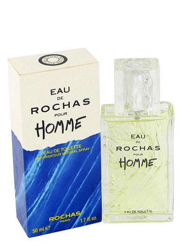 Rochas Homme Eau de Toilette - Top 5 On line 2