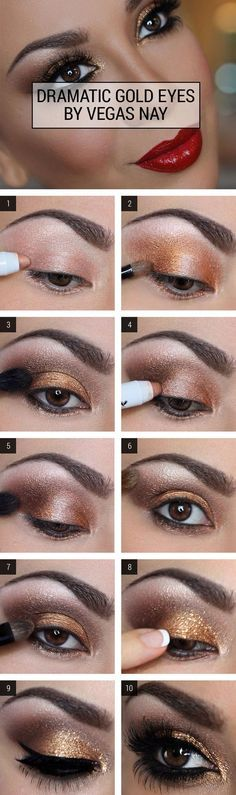 Scandal Eye Shadow Paint - La Mejor selección On line 2