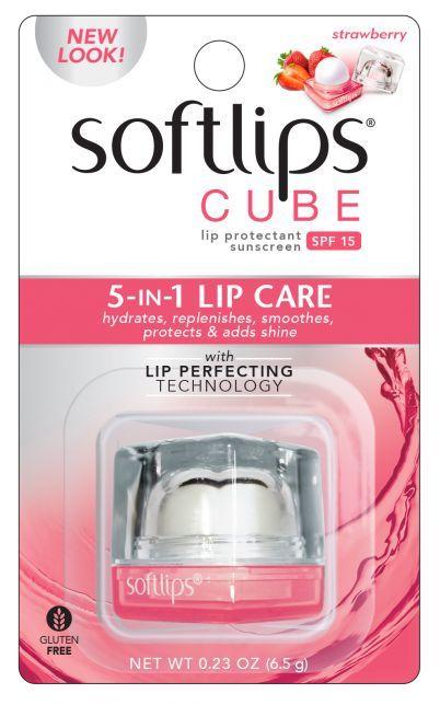 Softlips Cube Spf15 Fresa Intensa - Comprar en Linea 2