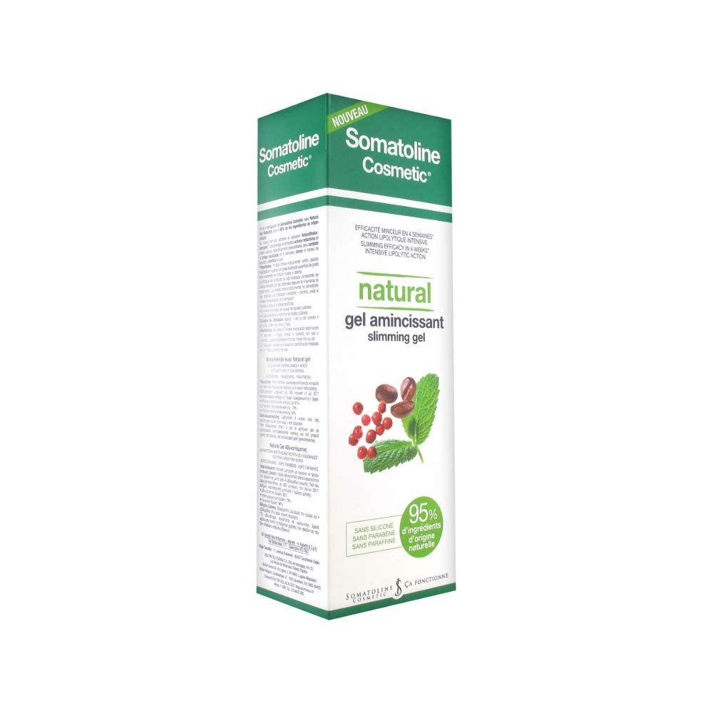 Somatoline Gel Amincissant Natural - Opiniones Online 2