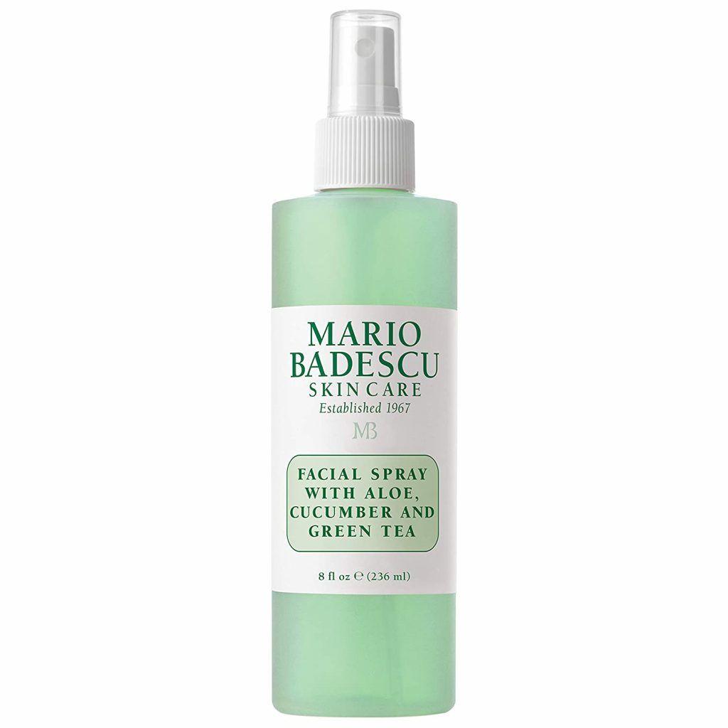 Spray Facial con Aloe, Pepino y Té verde - Opiniones On line 2