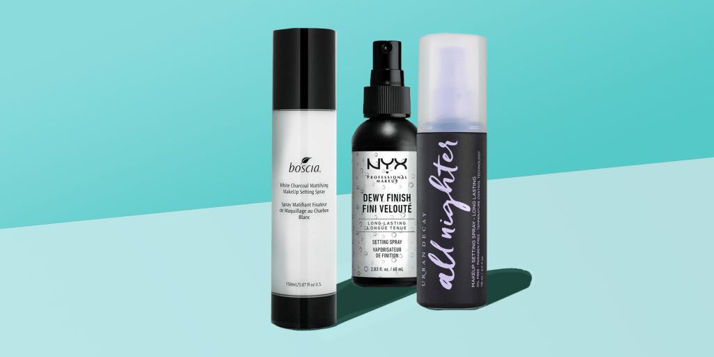 Spray Facial Fix Transparent - Top 5 On line 2