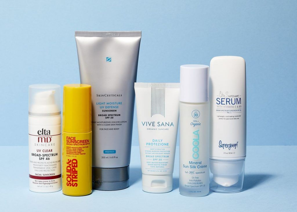 Sun Face Cream - Top 5 On line 2