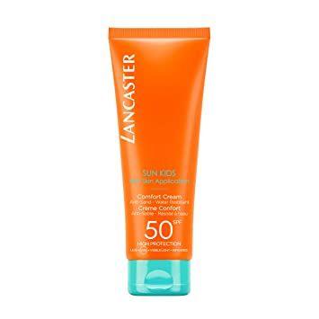 Sun kids Comfort Cream Wet Skin Spf 50 - Opiniones Online 2