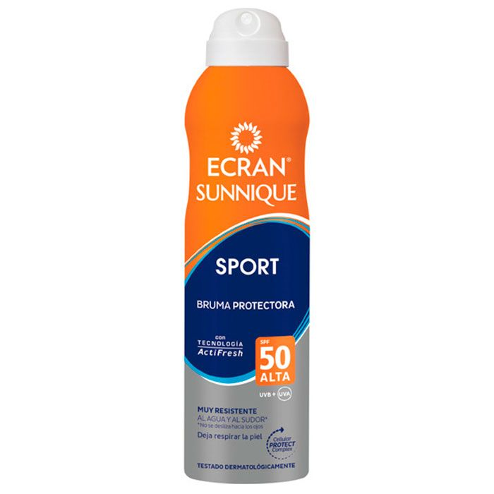 Sun Lemonoil Sport Spray Invisible SPF50 - Comprar en Linea 2