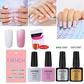 Super Gel Frech Manicure - Opiniones en Linea 2