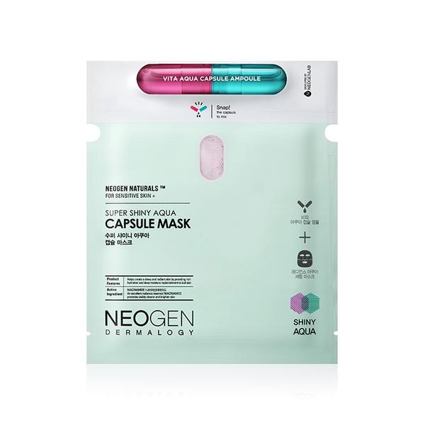 Super Shiny Aqua Capsule Mask - Donde comprar On line 2