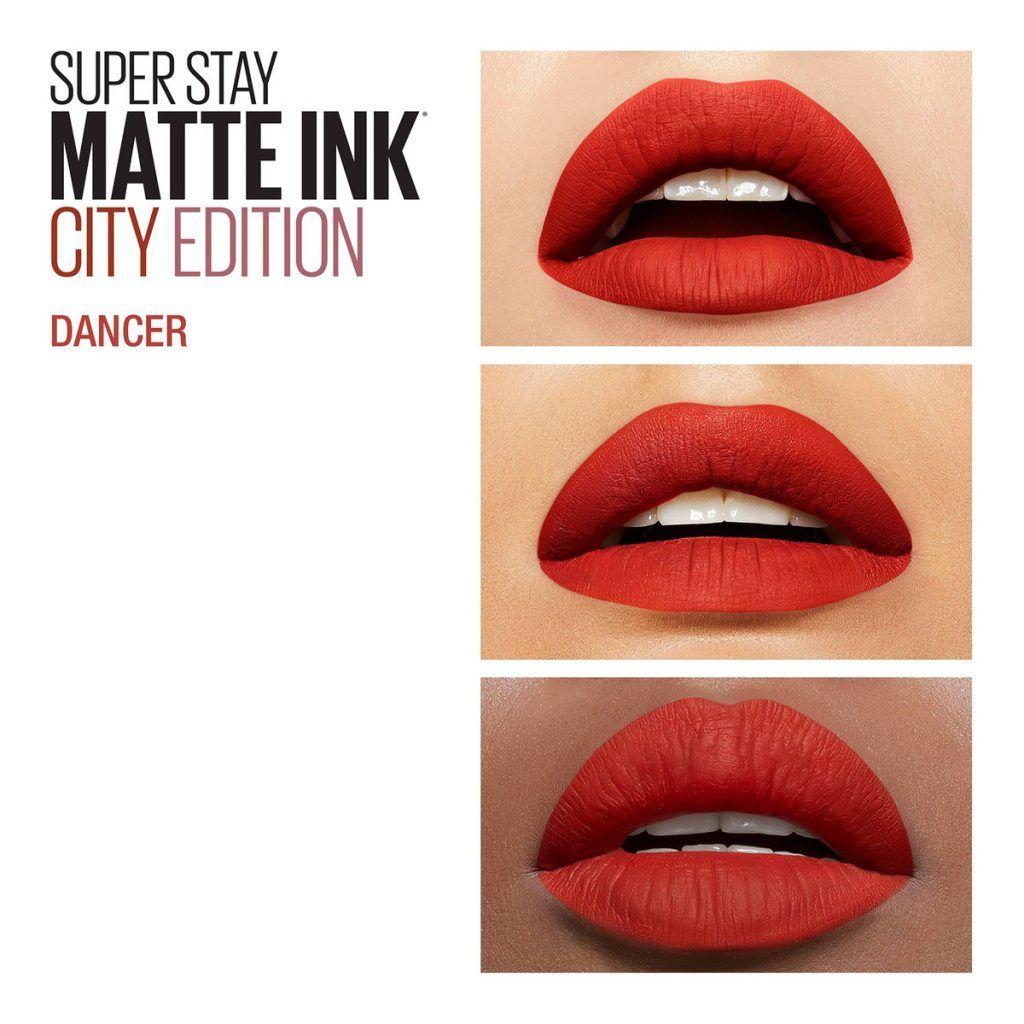SuperStay Matte Ink Labial Líquido - Donde comprar On line 2