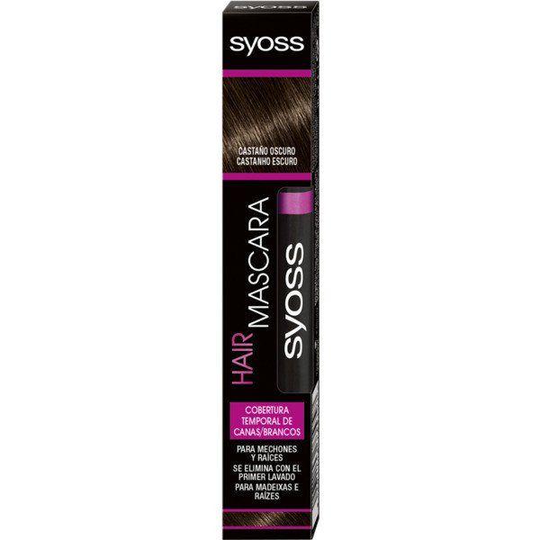 Syoss Hair Mascara Castaño Oscuro - Mejor selección Online 2
