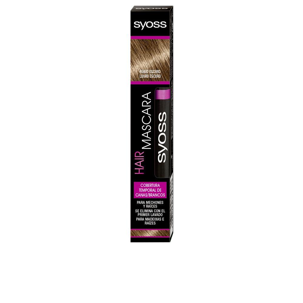 Syoss Hair Mascara Rubio Oscuro - Opiniones en Linea 2