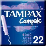 Tampón Tampax Compak - La Mejor selección On line