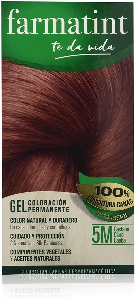 Tinte Capilar 5.M Castaño Claro Caoba - Opiniones On line 2