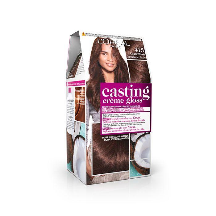 Tinte Capilar N 415 Castaño Helado - Donde comprar Online 2