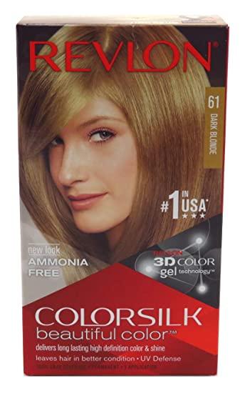 Tinte Capilar N 61 Rubio Oscuro - Donde comprar Online 2