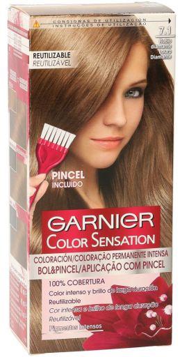 Tinte Color Sensation 7.0 Rubio - La Mejor selección Online 2