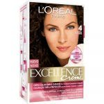 Tinte Excellence Creme 4 Castaño - Opiniones On line