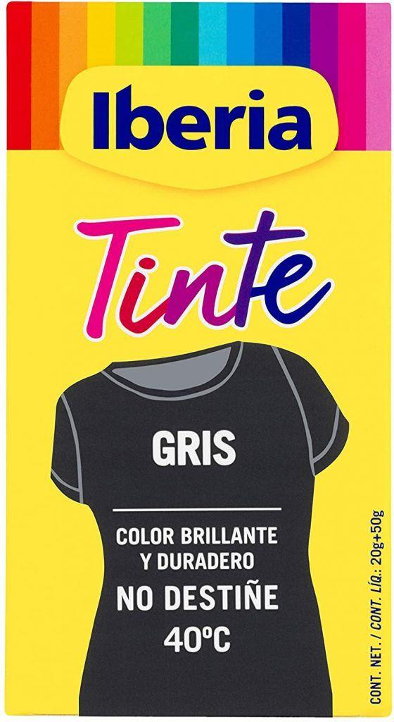 Tinte Iberia Color Gris - Donde comprar Online 2