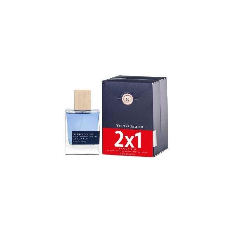 TITO BLUNI ACQUA BLU Eau de Toilette 2X1 - Donde comprar en Linea 2