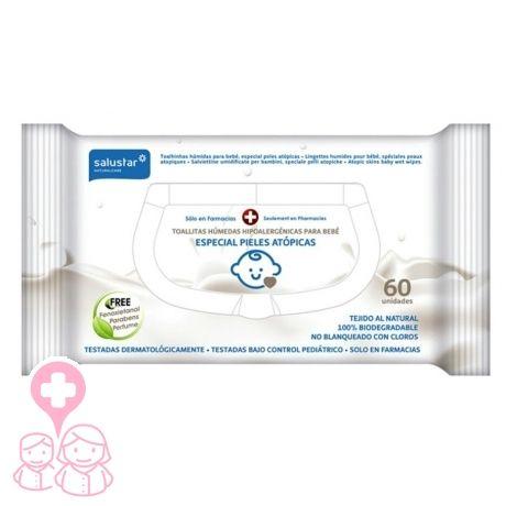 Toallitas Infantil Salustar Piel Atópica - Comprar en Linea 2