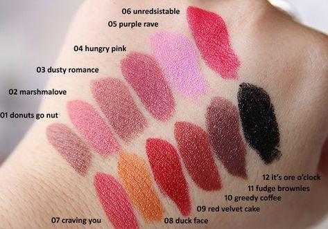 Velvet Matte Lipstick Essence - Donde comprar On line 2