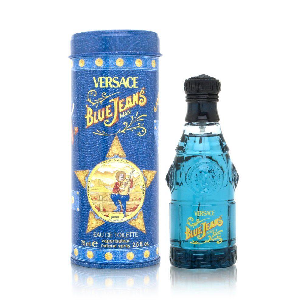 Versace Blue Jeans Men Eau de Toilette - Comprar Online 2