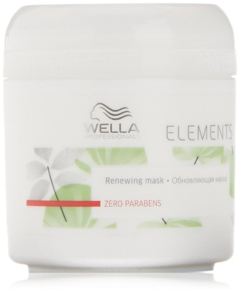 Wella Elements Renewing Mask - Comprar On line 2