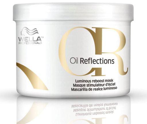 Wella Oil Reflections Mask - Opiniones en Linea 2