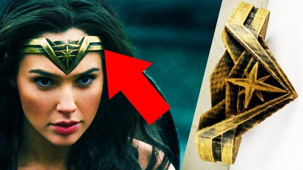 Wonderwoman Mask - Donde comprar On line 2