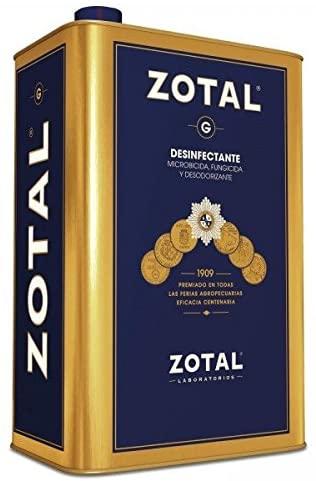 Zotal Lata Desinfectante - Top 5 en Linea 2
