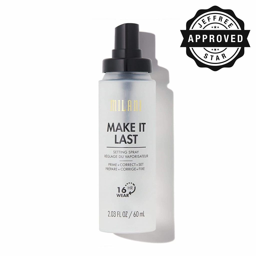 3 In 1 Make Up Fixinf Spray - Comprar Online 2
