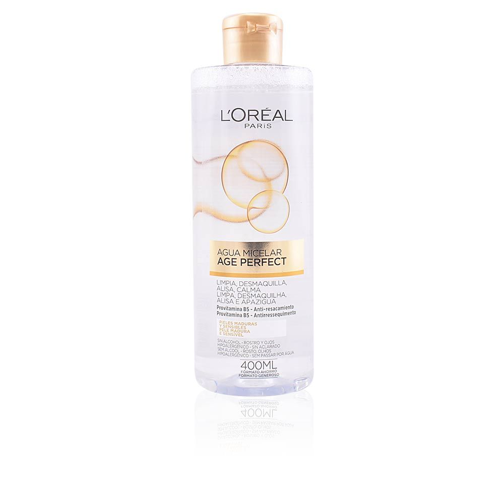 Agua Micelar Age Perfect Loreal Paris - Donde comprar On line 2