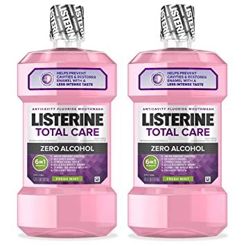 Antiséptico Bucal Listerine Cuidado Total - Top 5 On line 2