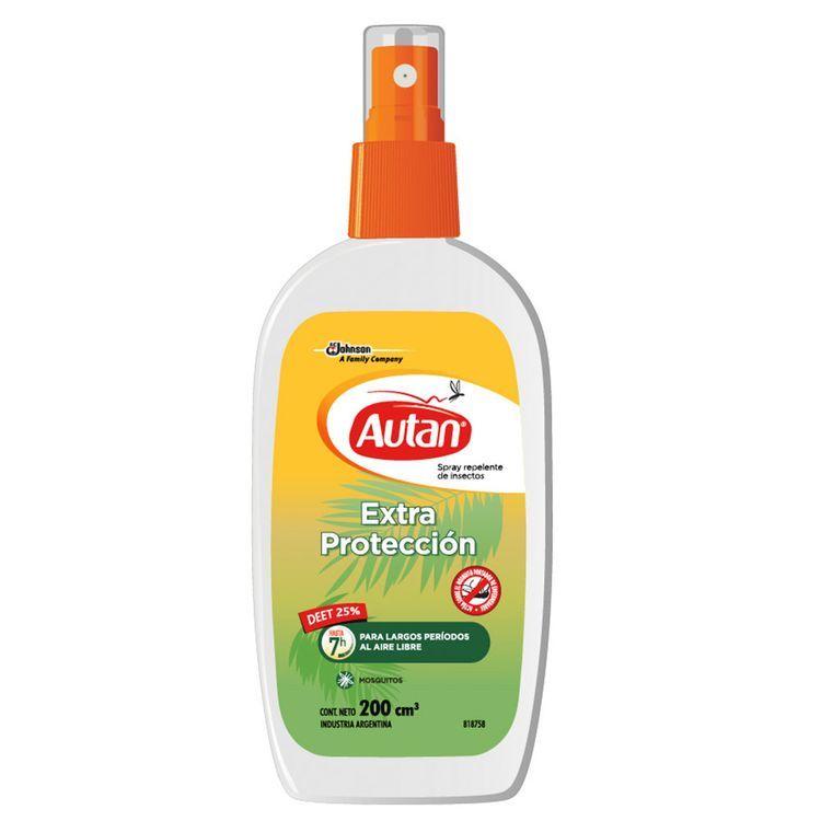 Autan Repelente Protector Spray -  Mejor selección Online 2