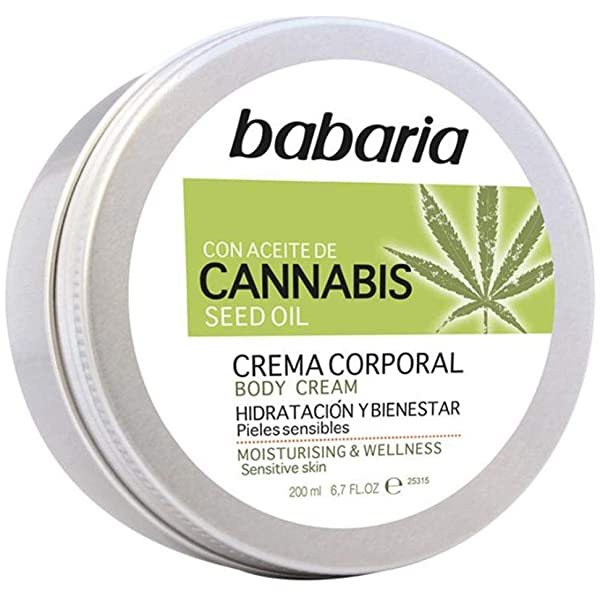 Babaria Canister Canabis - Opiniones en Linea 2