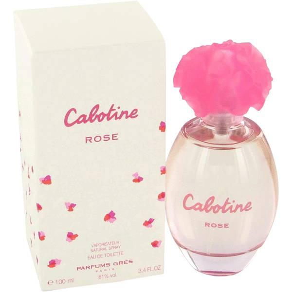 Cabotine Rose Eau de Toilette - Opiniones en Linea 2